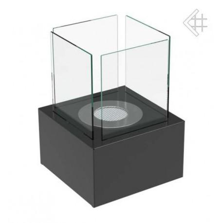 Biokominek Tango 2 czarny