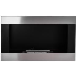 Biokominek Nice-House H-Line inox 65x40cm