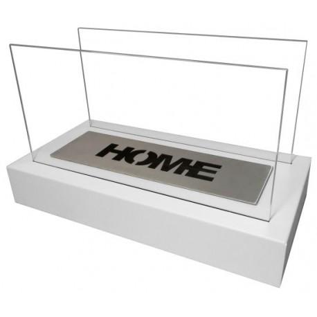 Biokominek Nice-House Home biały