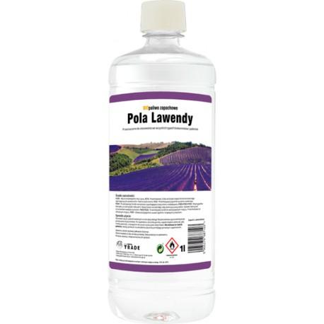 Biopaliwo zapachowe - lawenda