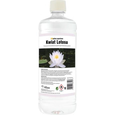 Biopaliwo zapachowe - lotos
