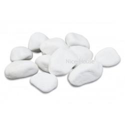 Biale kamienie otoczaki 1kg