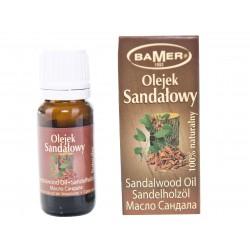 Olejek zapachowy - sandałowy